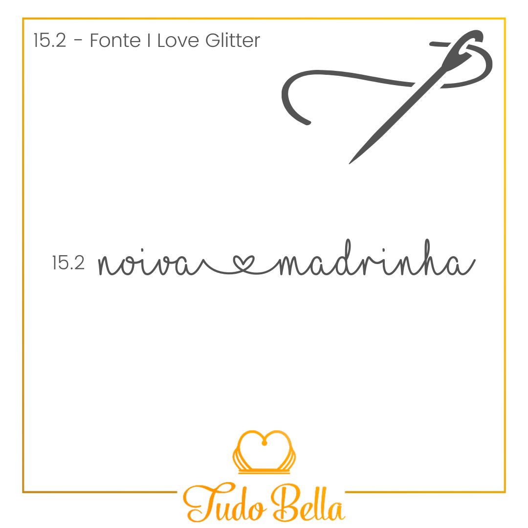 15.2 - I Love Glitter