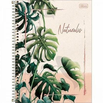 Caderno Naturalis 2 Tilibra 80fls