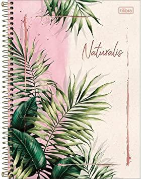 Caderno Naturalis Tilibra 80fls