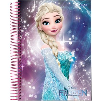 Caderno Frozen 2 Jandaia 96fls