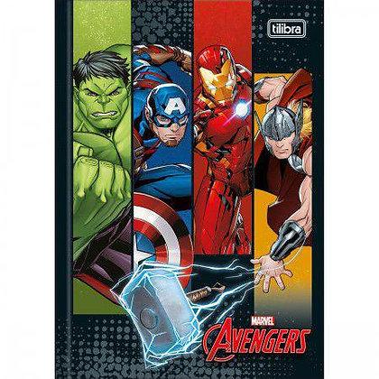 Caderno Brochura Tilibra 80fls Avengers Mod. 4