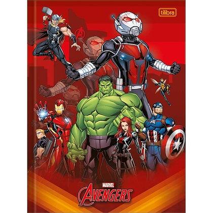 Caderno Brochura Tilibra 80fls Avengers Mod. 2