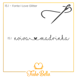 15.1 - I Love Glitter