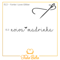 15.3 - I Love Glitter