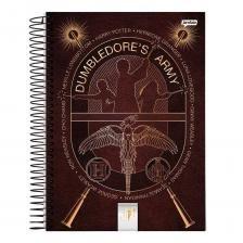 Caderno Harry Potter Dumbledore's Army 96fls