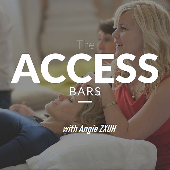 1 hr Access Bars with Angie ZXUH
