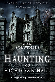 thehaunting of highdown hall audio book
