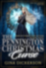 Cover The Pennington Christmas Curse to