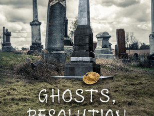 Ghosts, Resolution and Revenge - a short story collection by V K McGivney