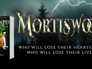 Mortiswood: Evil Rising - Release Day!
