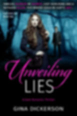 unveiling lies by gina dickerson