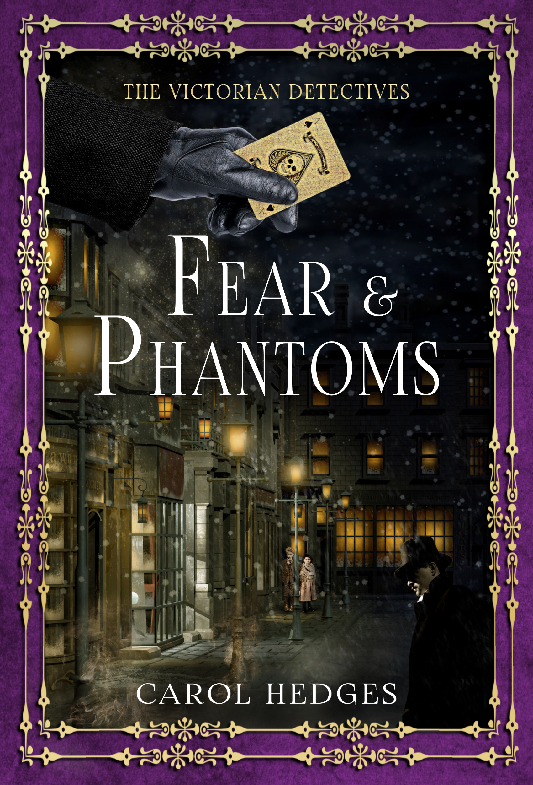 Fear and Phantoms