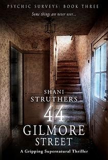 44 gilmore street audio