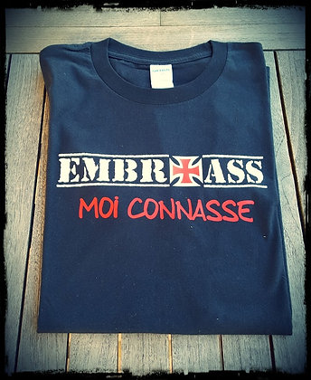 Tshirt SkinAss EmbrAss / tshirt EmbrAss
