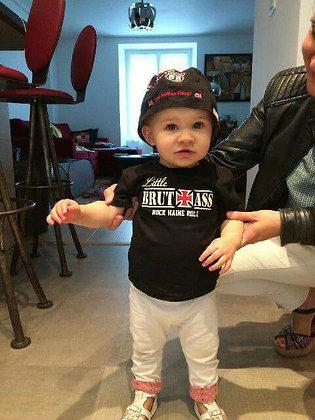 Baby Skinass tshirt Little BrutAss