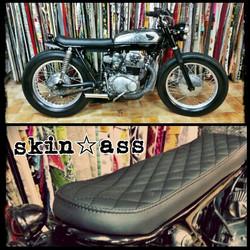 skinass - selles motos - Honda CB350
