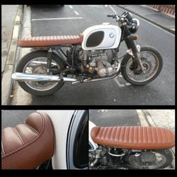 skinass - selles motos - selle BMW R90S6