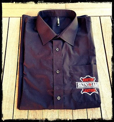 Chemise noire SkinAss / Black Shirt