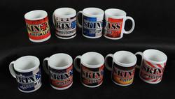 skinass - mugs - collection