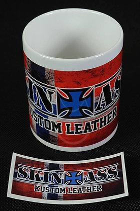 Mug SkinAss Norvège / SkinAss norway mug