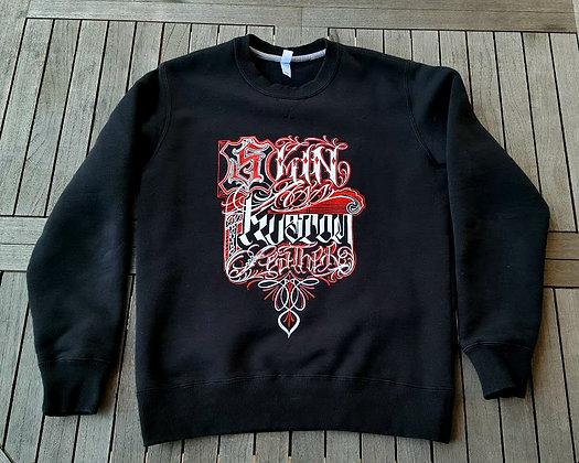 Sweatshirt SkinAss Style / Black Style sweatshirt