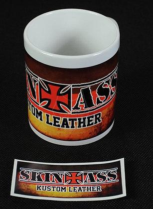 Mug SkinAss allemagne / SkinAss germany mug