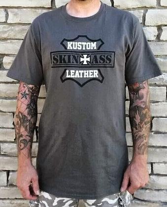 Tshirt SkinAss Good gris / Grey tshirt Good
