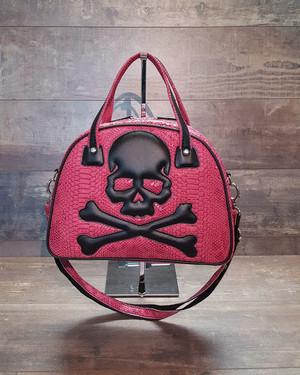 Le sac rose skull n'est plus dispo, achetez vite les autres !
