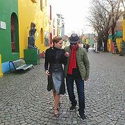 Танго в городе Танго.
