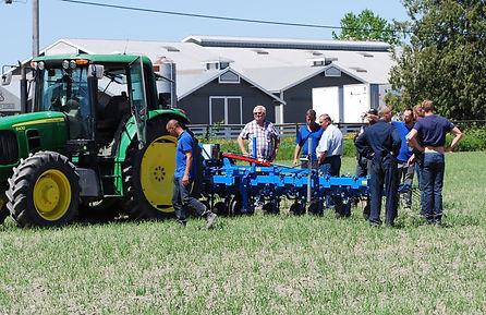Farming solutions Greenbelt Precision Carre France