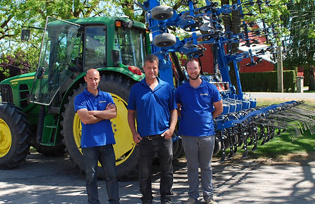Greenbelt Precision Farm Implements Innovaive farming