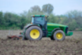 Discing and cultivating: spring work: farmers working