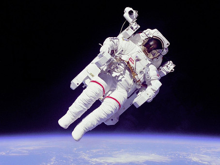 Ketamine and Outer Space