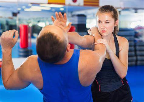 Self Defense Classes - 4 Classes for $60