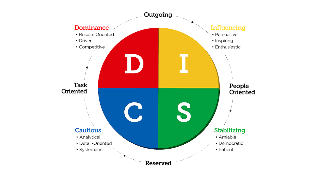 DISC Assessments and 12 Driving Forces