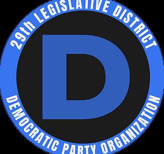 The endorsement of the 29th Legislative District!