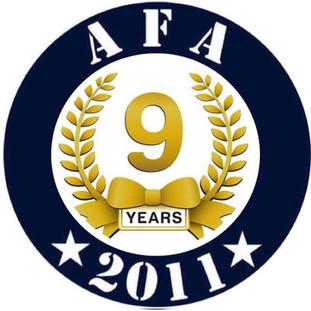 AFA 9 yaşına ...  Kutlu olsun Başarıların hiç eksik olmasın AFA ...