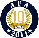 AFA 10 yaşında