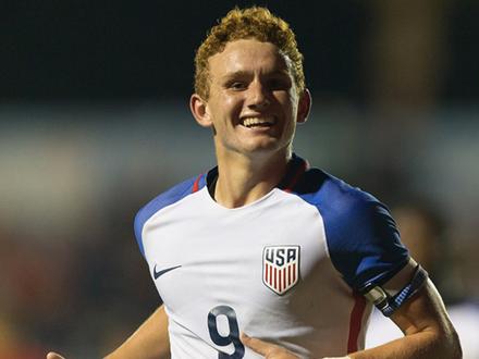 Josh Sargent: 17 Year Old U.S. Striker is already Breaking Records