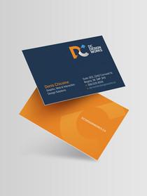 DC Design Works Business Card