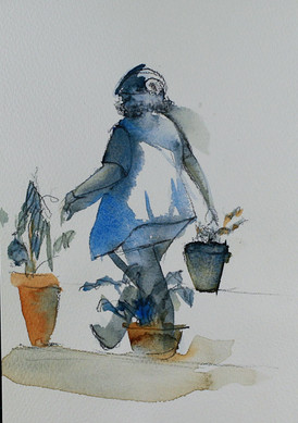 El jardín de Maribel Roncal