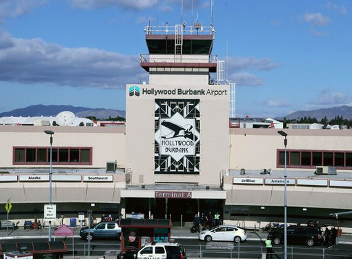 BURBANK AIRPORT COMMISSION MEETING
