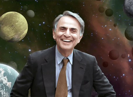 The Best Speech About Humanity                         by Carl Sagan