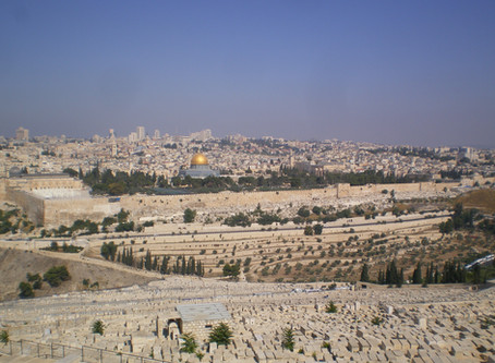 "History of Jerusalem part 2.  When Jerusalem was called ""Rusalimum"""