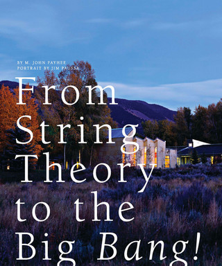From String Theory to the Big Bang