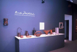 From the Archive- May 2002: Japanese Baskets from the Lloyd Cotsen Collection at the Aspen Art Museu