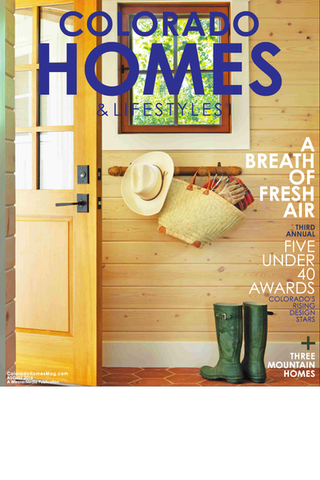 Colorado Homes & Lifestyles: Institute of Inspiration