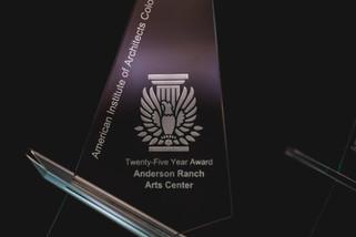 AIA Colorado Twenty-Five Year Award- HTA for Anderson Ranch Arts Center