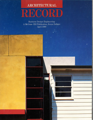 """From the Archive: Architectural Record, """"The Ranch Artistically Reconsidered"""", April 1989"""