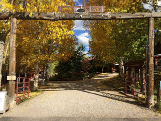 Autumn at Anderson Ranch